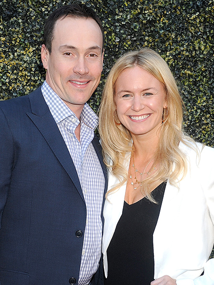 Chris Klein Marries Laina Rose Thyfault