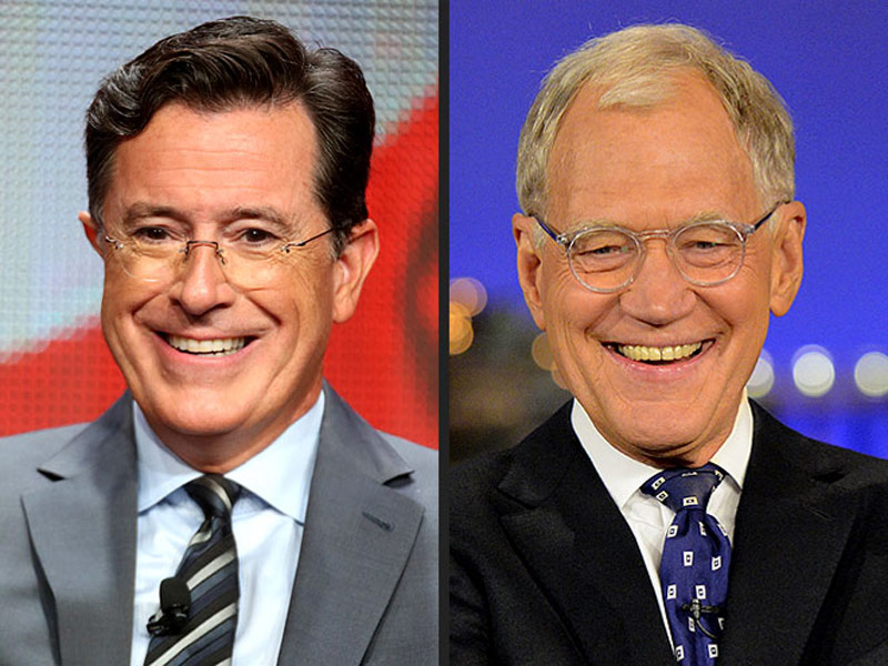 Stephen Colbert Gets Final Advice on The Late Show