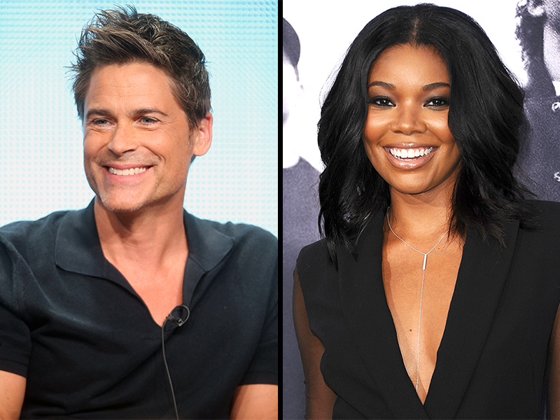 Lion King Spin-Off: Rob Lowe and Gabrielle Union Are Perfect as Simba and Nala