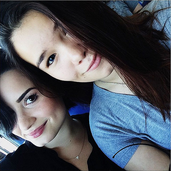 Demi Lovato Is a Protective Big Sister Says Madison De La Garza: She's Strong and a Free Spirit