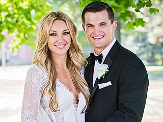 Survivor's Jon Misch and Jaclyn Schultz Are Married! See Their Gorgeous Wedding Album