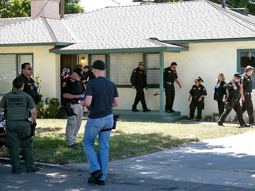 Modesto Attorney, 8 More Arrested in Alleged Conspiracy to Kill Man