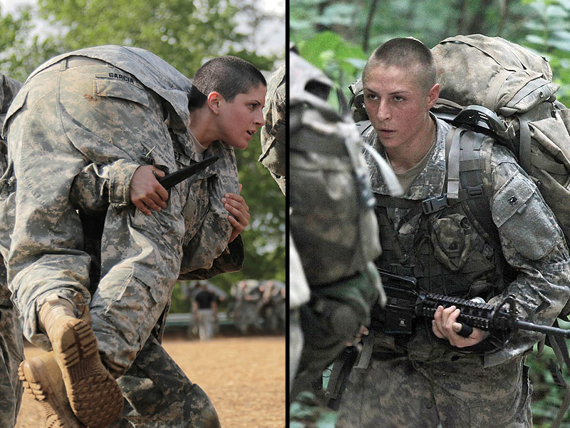 Meet the First Female Army Rangers