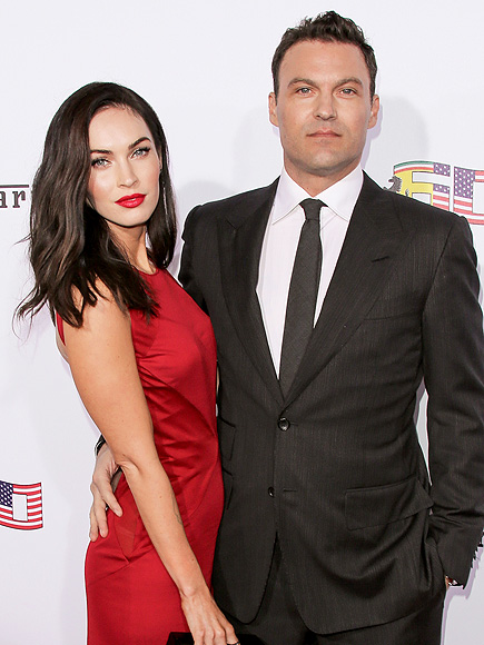 Megan Fox splitting?: Megan Fox Split