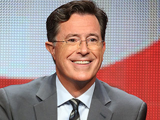Find Out Who Stephen Colbert Is Most Excited to Have on The Late Show (Hint: It's Not George Clooney)