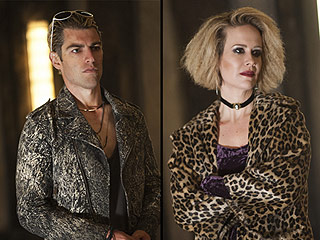 FROM EW: Inside the 'Most Disturbing Scene' in American Horror Story History