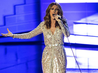 Céline Dion Returns to the Stage in Las Vegas (PHOTOS)
