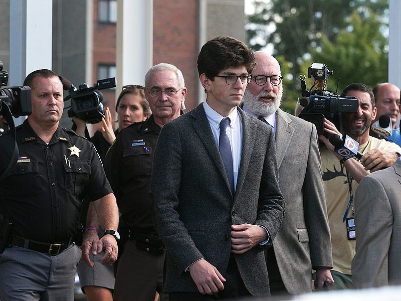 Owen Labrie: Convicted Prep School Sex Offender Seeks New Trial