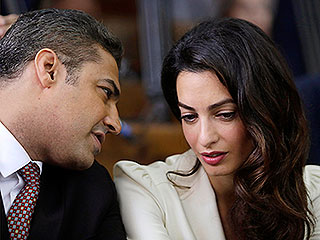 Amal Clooney Speaks Out After Egyptian Al-Jazeera Conviction: The Verdict 'Sends a Very Dangerous Message'