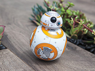 VIDEO: Happy Force Friday! Meet BB-8, the Hot New Star Wars Robot Already Selling Out Worldwide