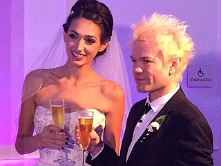 Congrats! Sum 41 Frontman Deryck Whibley Ties the Knot with Ariana Cooper