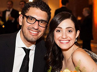 Emmy Rossum Engaged to Mr. Robot Creator Sam Esmail