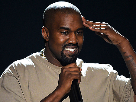 FROM EW: Donald Trump Weighs In on Kanye's Presidential Candidacy Announcement