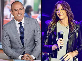 Caitlyn Jenner Will Hit the Golf Course with Matt Lauer After Asking to Be Registered as 'Bruce' on I Am Cait