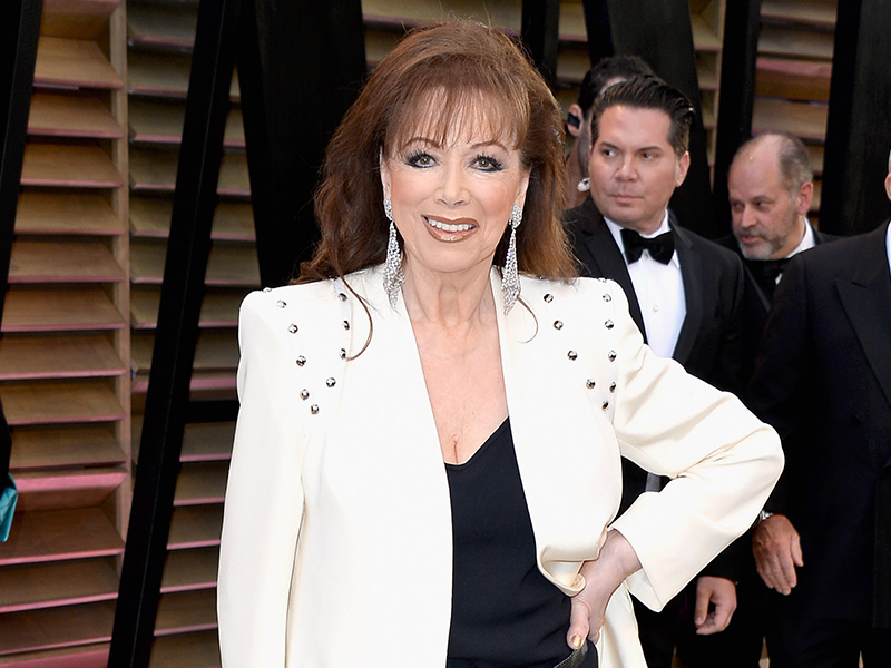 Jackie Collins Has Died