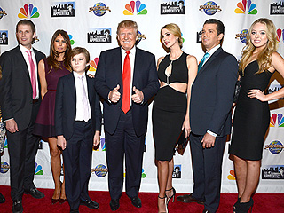 Growing Up Trump: Donald Trump's Four Adult Children Open Up About Life with Their Controversial Dad