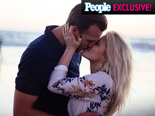 VIDEO: Dancing with the Stars' Witney Carson Is Engaged – 'My Heart Is Full of Love and Happiness'
