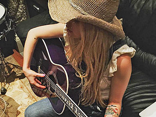 Amicable Exes: Avril Lavigne Hits the Recording Studio with Chad Kroeger Despite Separation
