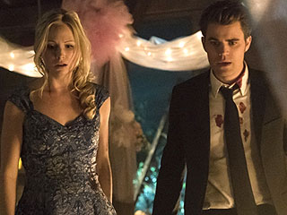 The Vampire Diaries Star Candice King: 'There's a Chance' Steroline Finds Eternal Love