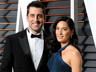 Aaron Rodgers on Relationship With Olivia Munn: 'She's a Huge Encourager and Supporter'