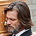 Jim Carrey Carries Late Girlfriend Cathriona White's Casket at Funeral in Ireland