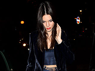 Kendall Jenner Flashes Her Bum in a Sexy, Sheer Outfit – Again