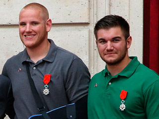 Alek Skarlatos Gives Update on Spencer Stone's Recovery: 'It Might Take Him A Minute'