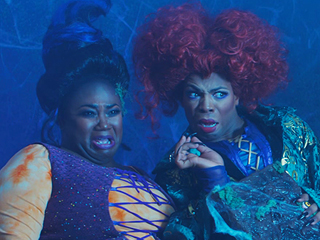 FROM EW: Watch Todrick Hall's Hilarious New Hocus Pocus Spoof