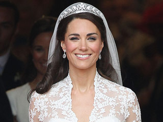 Princess Kate's Hairdresser Reveals How She Stayed Calm on Her Wedding Day