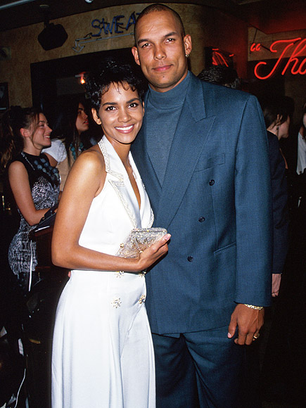 Halle Berry's Ex David Justice Twitter Rants About Olivier Martinez Divorce