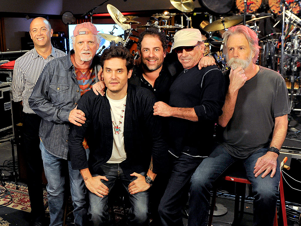 john mayer on playing in grateful dead offshoot dead company 39 i want other people to see what. Black Bedroom Furniture Sets. Home Design Ideas