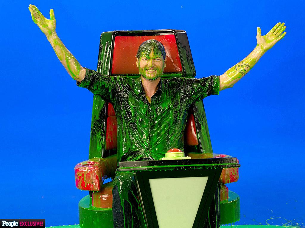 Blake Shelton: Nickelodeon Kids Choice Awards Host