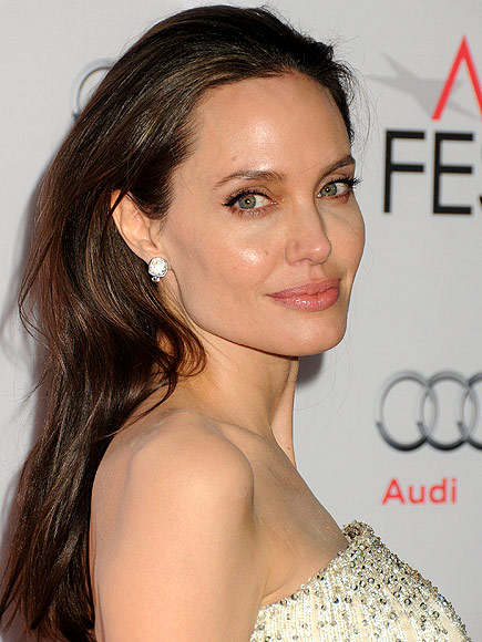 Angelina Jolie on Menopause, Her Health and Marriage to Brad