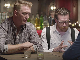 Eagles of Death Metal Members Recall Horror of Paris Terror Attacks