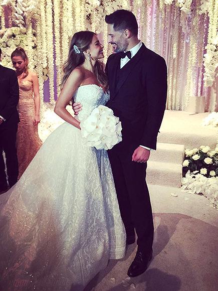 Sofia Vergara and Joe Manganiello Are Married: Wedding Details