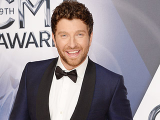 Brett Eldredge Is Thankful for Suits, Peanut Butter – and Snapchat