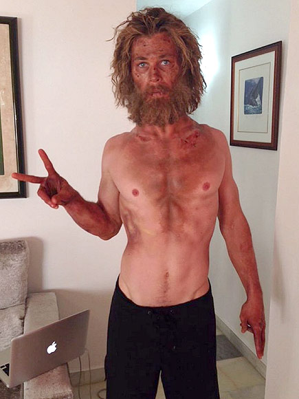 Chris Hemsworth Reveals Dramatic Weight Loss For In the ...