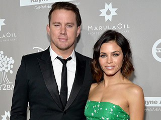 Spa Day! Channing and Jenna Dewan-Tatum Enjoy 'Romantic' Couples Massage in Palm Beach