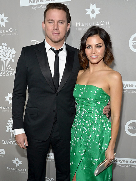 Channing Tatum and Jenna Dewan-Tatum Enjoy 'Romantic' Couples Massage and Steam in Palm Beach