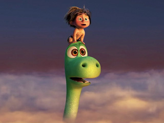 VIDEO: How to Draw The Good Dinosaur in 5 Easy Steps!