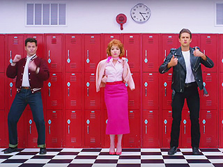 Born to Hand Jive, Baby! Watch Julianne Hough and the Grease: Live Cast Dance in First Promo