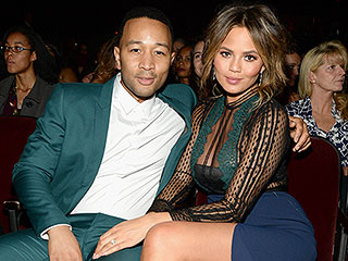 John Legend Throws Chrissy Teigen a Birthday Bash at a Comedy Club – and Dave Chappelle Was There!