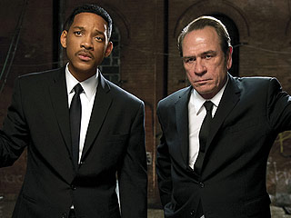 FROM EW: New Men in Black Movie Could Have a Woman in Black