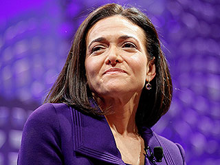 Sheryl Sandberg Hopes Hillary Clinton Wins – So Her Daughter Never Has to Ask Why Presidents Are 'All Boys' Again