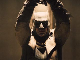 FROM EW: Superman Unmasks Batman in New Sneak Peek from Dawn of Justice