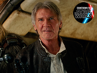 Countdown to Star Wars: The Force Awakens! Harrison Ford Talks to PEOPLE About Why He Returned as Han Solo