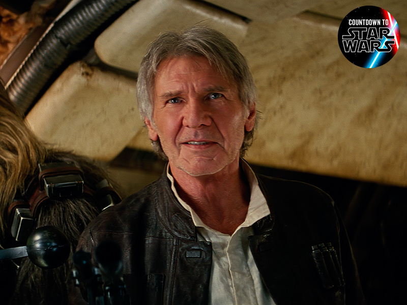 Harrison Ford in Star Wars The Force Awakens: Why He Came Back as Han Solo