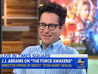 J.J. Abrams Hopes Star Wars: The Force Awakens Is More Inclusive: Both Boys and Girls Will See 'Themselves in It'