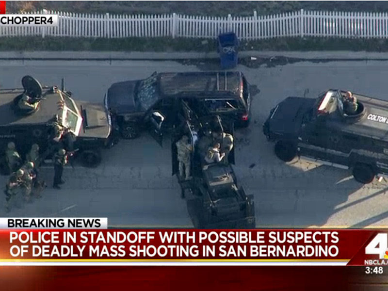 San Bernardino Shooters Supported ISIS, the Terrorist Group Claims : People.com