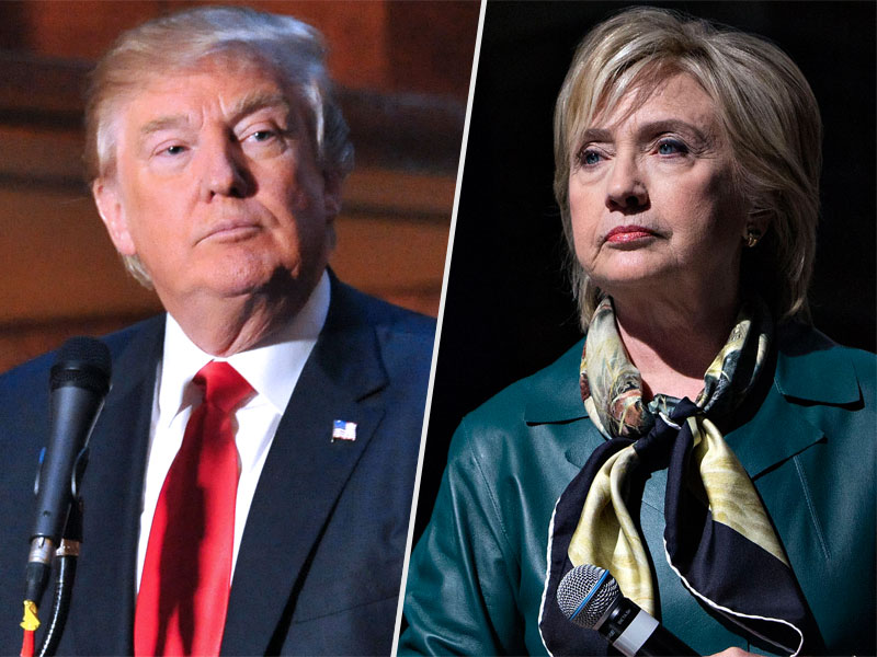 Bastille Day Attack: Hillary Clinton and Donald Trump Respond